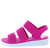 Pansy25 Hot Pink Women's Wedge