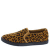 Pinster1 Leopard Slide On Sneaker Loafer Flat - Wholesale Fashion Shoes