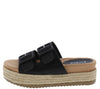 Riri28 Black Women's Sandal - Wholesale Fashion Shoes