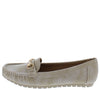 Sasha11 Beige Women's Flat - Wholesale Fashion Shoes
