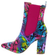 Shake1 Snake Multi Women's Boot - Wholesale Fashion Shoes