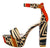 Shocking23 Leopard Women's Heel