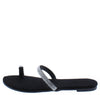 Tisha278 Black Women's Sandal