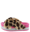 Spotty Leopard Women's Sandal - Wholesale Fashion Shoes