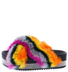 Spotty Rainbow Women's Sandal - Wholesale Fashion Shoes