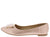 Stella54 Rose Gold Women's Flat