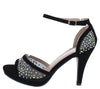 Still07 Black Women's Heel
