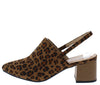 Tonya01 Leopard Women's Heel - Wholesale Fashion Shoes
