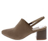 Tonya01 Stone Women's Heel - Wholesale Fashion Shoes