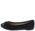Upgrade63 Black Women's Flat