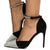 Patricia120 Black Women's Heel