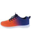Wade03 Orange Women's Flat - Wholesale Fashion Shoes