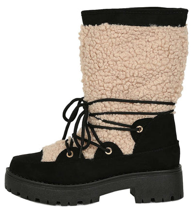 Wildone40 Black Natural Women's Boot - Wholesale Fashion Shoes
