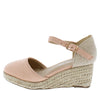 Wishing5k Blush Kids Wedge - Wholesale Fashion Shoes