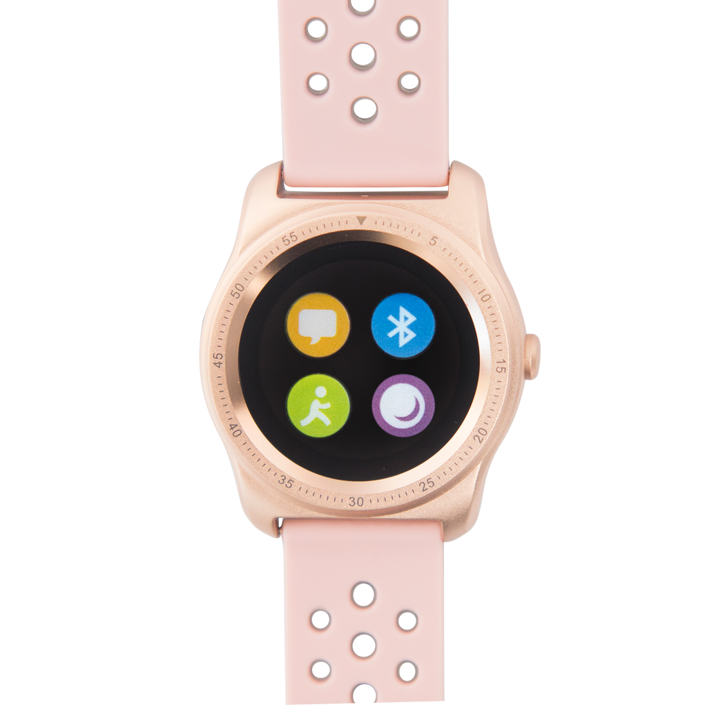 Bebe Smartwatch - Rose Gold Case/Rose Gold Band - BEB8032