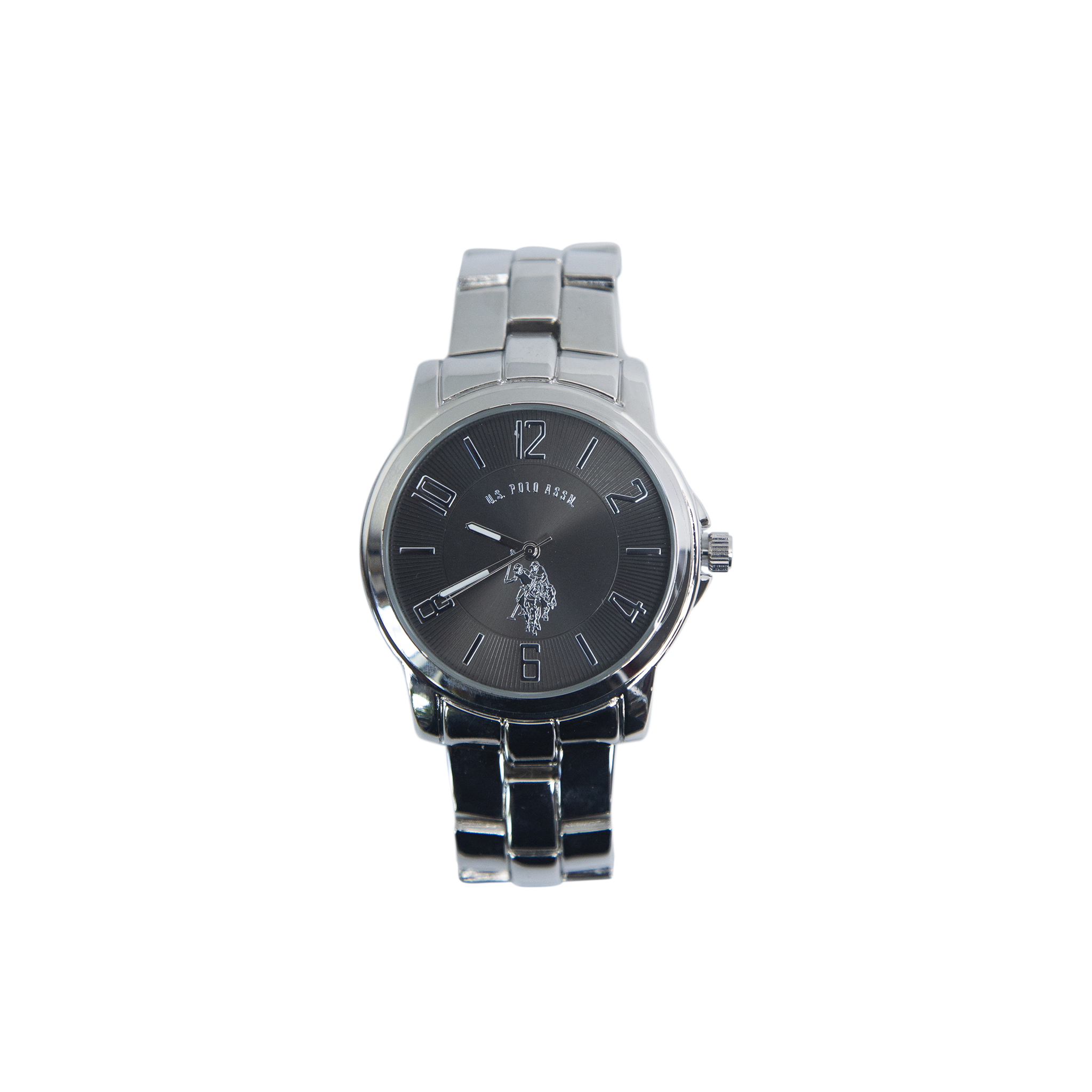 US Polo Watch in Silver – USC80041