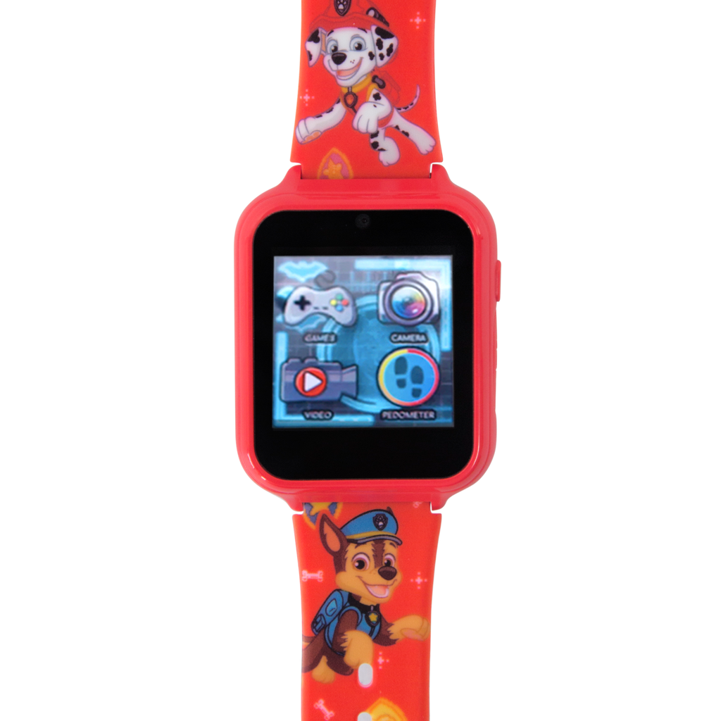 Official Paw Patrol Kid's Touch-Screen Smart Watch- PAW4275