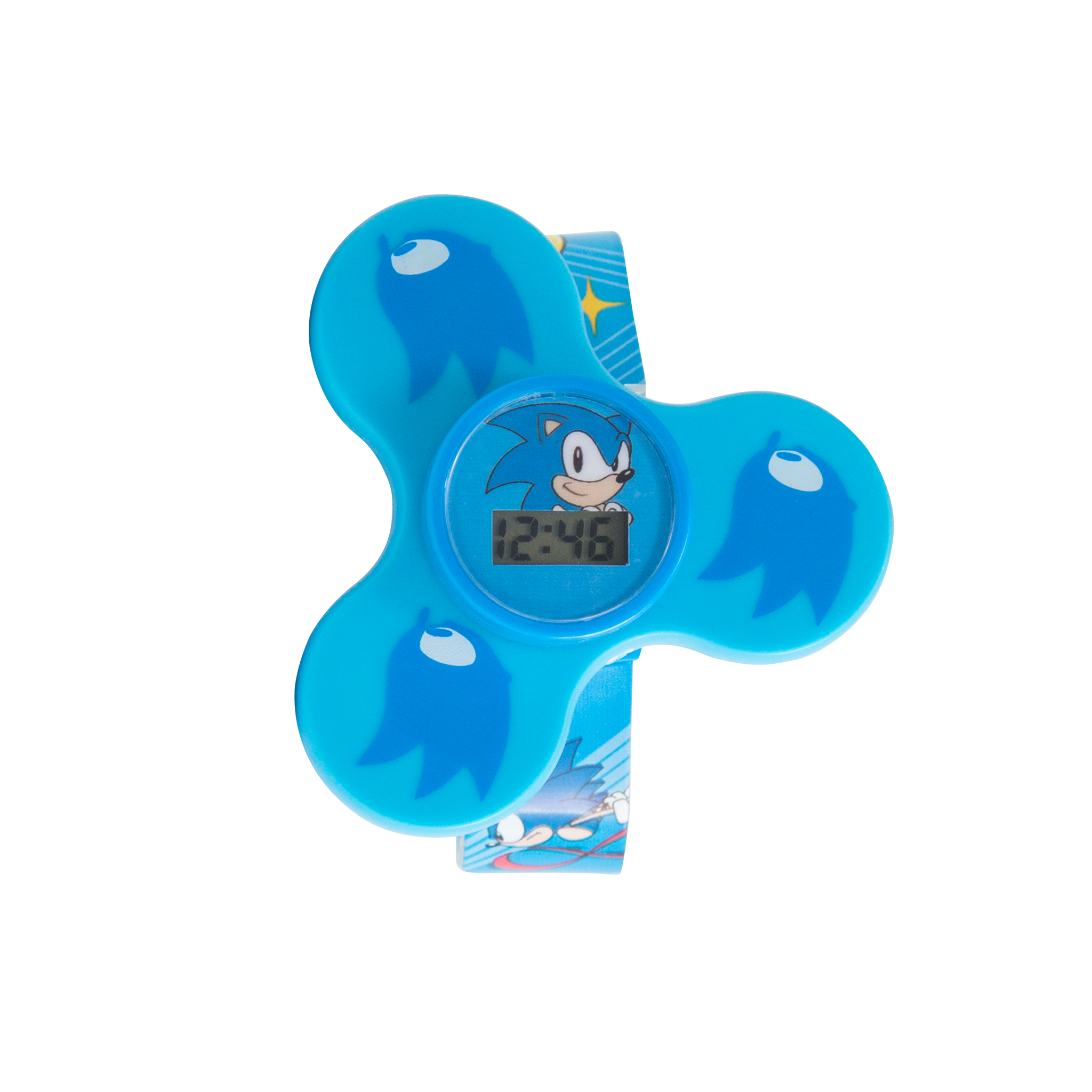 Sonic the Hedgehog Fidget Spinner Watch - SNC4016