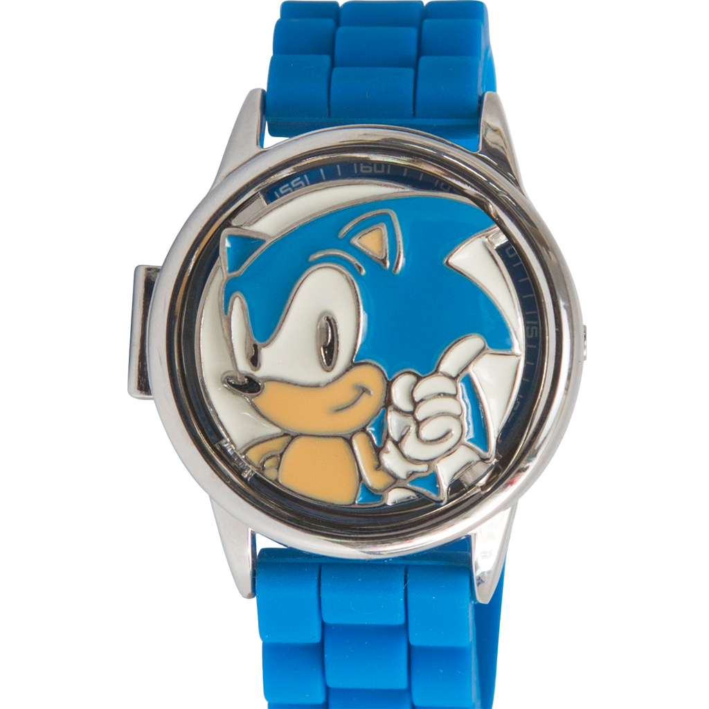 Sonic the Hedgehog Spinning Dial Watch - SNC9002