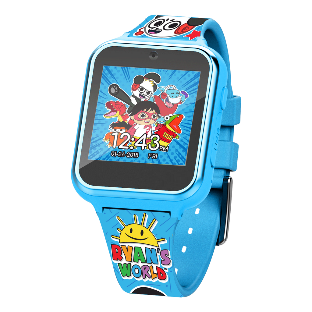 Official Ryan's World Kid's Touch-Screen Smart Watch- RYW4006