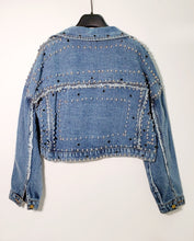 Load image into Gallery viewer, Fabulous Jean Jacket