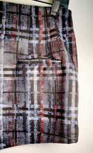 Load image into Gallery viewer, Checkered Skort
