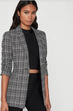 Load image into Gallery viewer, TWEED JACKET  BCBGMAXAZRIA