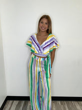 Load image into Gallery viewer, Multi Colors stripe Pants