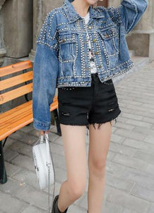 Fabulous Jean Jacket