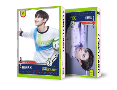 MARK TUAN 30 PC LOMO CARD