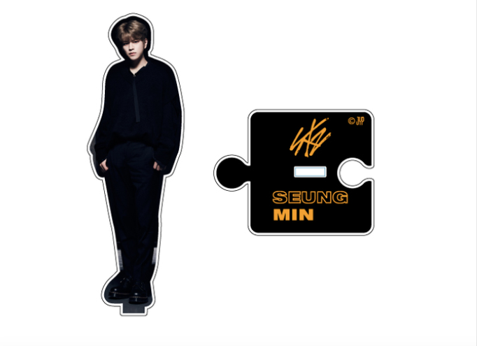 [PRE-ORDER] STRAY KIDS DISTRICT 9: UNLOCK' IN JAPAN - ACRYLIC STAND