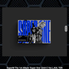 Load image into Gallery viewer, SUPERM THE 1ST ALBUM - SUPER ONE