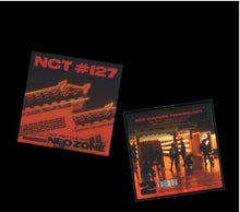 Load image into Gallery viewer, NCT 127 Album Vol. 2 - NCT 127 Neo Zone (Kit Ver.)