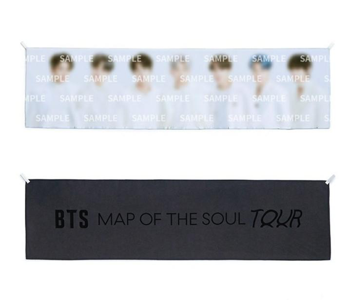 BTS MAP OF THE SOUL TOUR MOTS MD SPREAD PHOTO