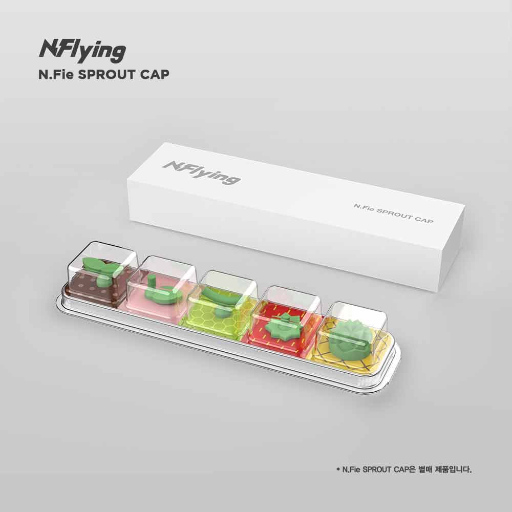 N.FLYING OFFICIAL LIGHT STICK CAP : N.FIE N.FLYING OFFICIAL LIGHT STICK CAP : N.FIE