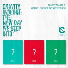 Load image into Gallery viewer, CRAVITY SEASON 2 - HIDEOUT: THE NEW DAY WE STEP INTO