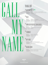 Load image into Gallery viewer, GOT7 Mini Album - CALL OUT MY NAME