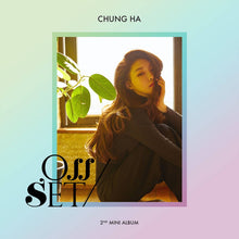 Load image into Gallery viewer, CHUNGHA 2nd mini album - Offset