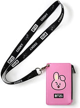 Load image into Gallery viewer, BT21 Strap Card Holder