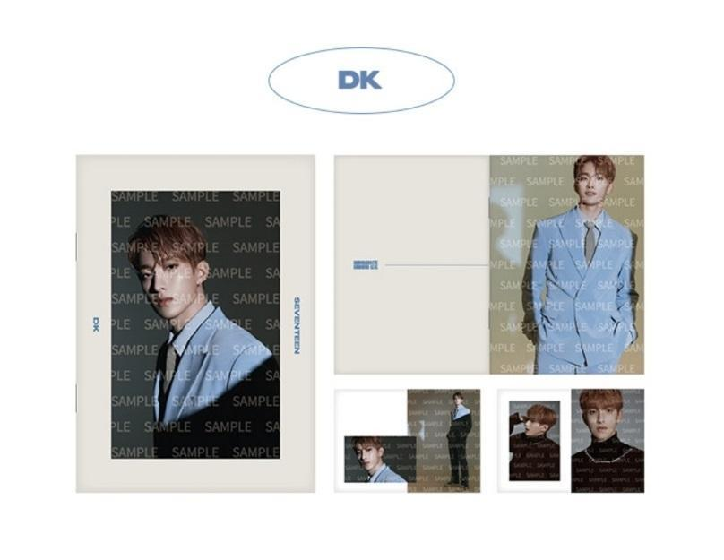 [PRE-ORDER] SEVENTEEN - IN-COMPLETE OFFICIAL MD MINI PHOTOBOOK