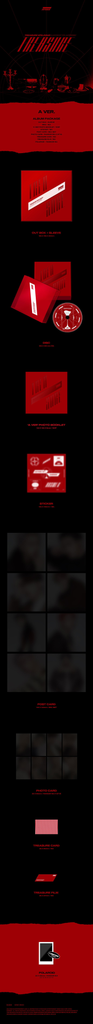 ATEEZ - Album [TREASURE EPILOGUE : Action To Answer] (Random Ver.)
