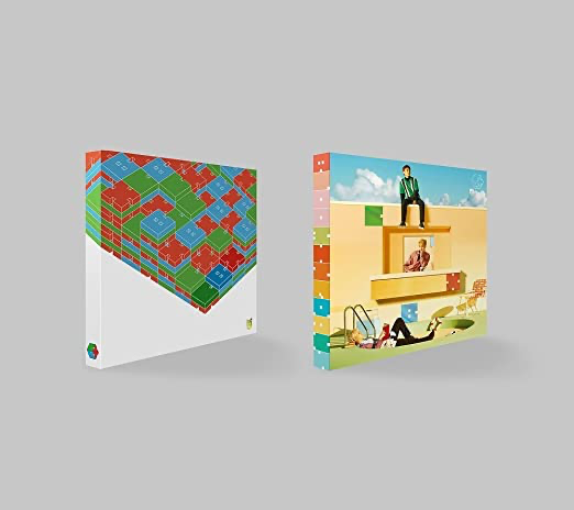 EXO-CBX 2ND MINI ALBUM - BLOOMING DAYS
