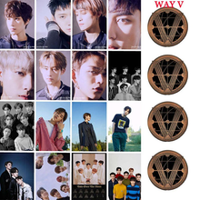 Load image into Gallery viewer, WAYV 16pc Photocard Set