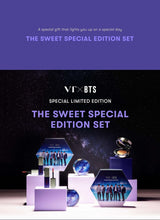 Load image into Gallery viewer, VT x BTS The Sweet Special Edition