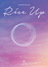 Load image into Gallery viewer, ASTRO SPECIAL MINI ALBUM - RISE UP