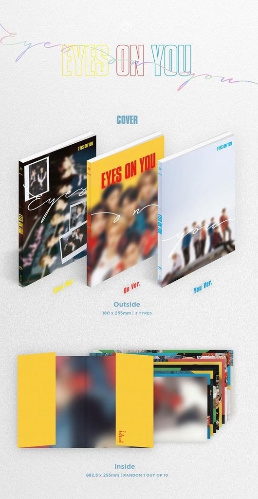 GOT7 Mini Album - Eyes On You