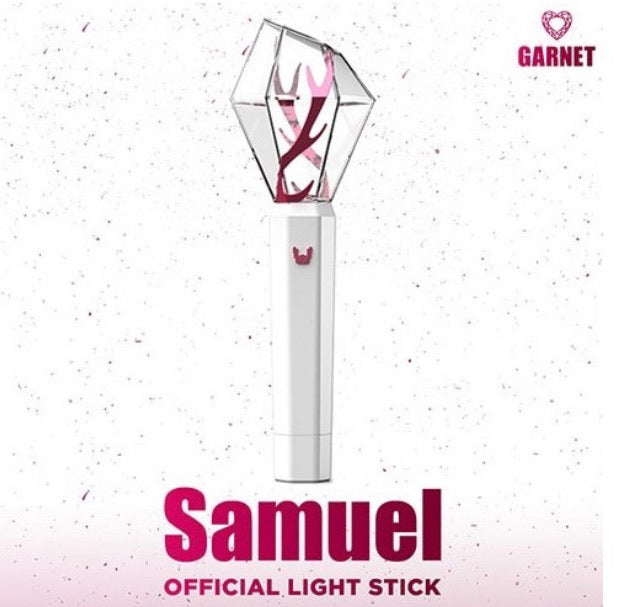[RESTOCK PREORDER] Samuel Official Light Stick