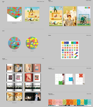 Load image into Gallery viewer, EXO-CBX 2ND MINI ALBUM - BLOOMING DAYS