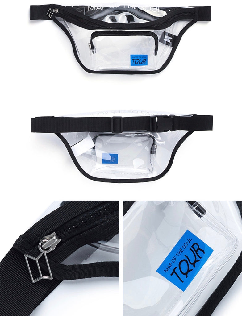 BTS MAP OF THE SOUL TOUR MOTS MD WAIST BAG