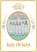 Load image into Gallery viewer, GFRIEND 1ST ALBUM - LOTS OF LOVE (LOL)